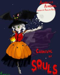 Anadoltia (Carnival of Souls edition) by DFroGGotten1