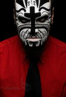 face paint RED by KuLLerMieTze