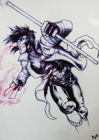 Gambit by Antman2012