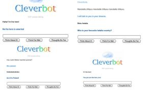 Cleverbot: Hetalia Moments by goodlucklight
