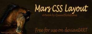 Mars Journal CSS by Aryenne