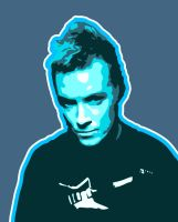 Liam Howlett from The Prodigy by mathmagic