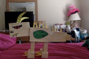Cubic Craft Monster Me Full by Mario1998