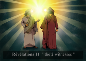 Revelations Chapter 11 by alexpixels