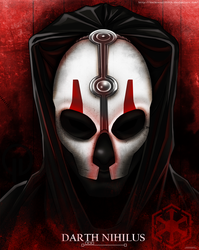 Darth Nihilus by Darkness1999th
