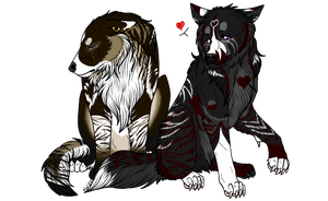 Here if You Need Me - PC for R0odles by SapphireWolf100