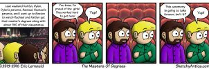 The Master Of Degrees3 by SketchyAntics