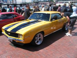 AIMS2010 - 1969 Chevrolet Camaro SS by TricoloreOne77