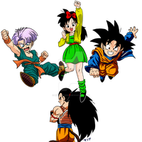 Dragon Ball RR by MalikStudios