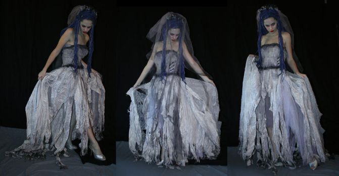 Corpse Bride 31 by faestock