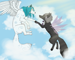 2. Love by Tyto-Vulpes