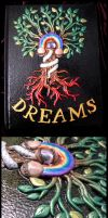 Tree of Dreaming Eyes Book by sunhawk