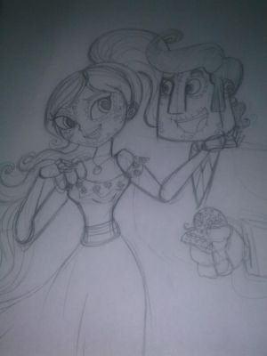 WIP_Book of life_manoloXmaria_day of the dead by Fire-Miracle