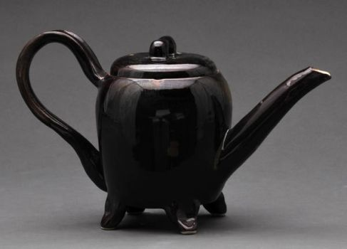 footed teapot by cl2007
