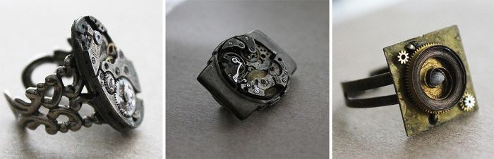 New Steampunk Pieces by asunder