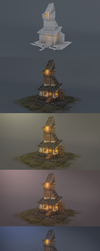 ANIMUM / Hut Project by Vash00