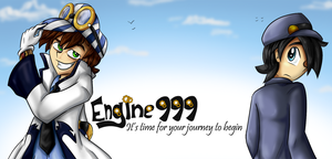 Engine 999 - Your Journey Begins by Tailzkip