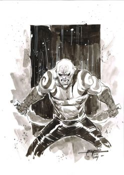 11-DRAX THE DESTROYER by Kofee77