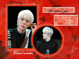 Lee Minhyuk pack 6 by ElisabetCavalcabue