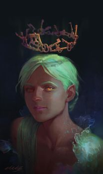 The Wise by eleth-art