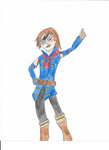 Vyse (Request) by crazykat22