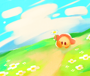 Waddle Dee by Teatime-Rabbit