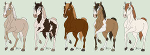 Mares Points Adopts [ 1/5 OPEN ] by Narvari