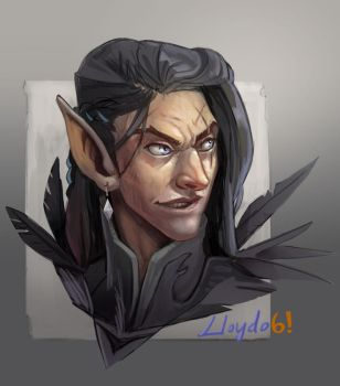 Vax Bust by lloydo6