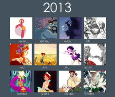 Summary 2013 by snarkies