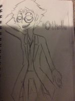 Othello in Tim Burton's style by doctorwhooves253