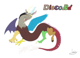 Realistic Discord by VanyCat