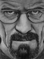 Walt from Breaking Bad by prod44