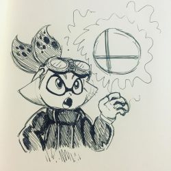 Goggles...? by AmyKoopa