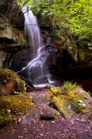 Roughting Linn by newcastlemale
