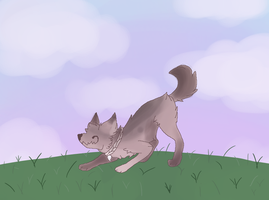 Maplewolf66 AT by SinisterSpooper