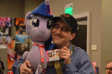 Duo Cartoonist - BABSCon 2017 by Twi1ightSpark1e