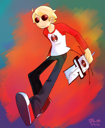 Dave the Coolkid by BlooDinner