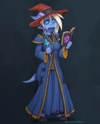 Draecember 2nd - Class Swap by Zeon-in-a-tree