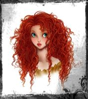 Merida by DanaisH