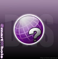 SmartWhois Dock Icon by bartoszf
