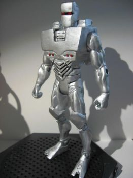 ROM mark 4 custom action figure by Chris Motito by custom777