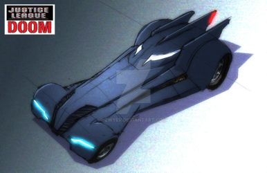 Batmobile1 by ZWYER