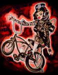 Put The Pedal To The Metal by MummysLittleMonster