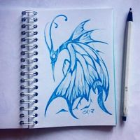 Instaart - Butterfly by Candra