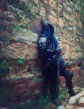 Dark Souls - Artorias by beethy