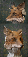 It's a horned fox. by Nymla