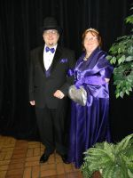 Mardi Gras Ball 2011 by stardust4ever