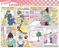 Pink Lovers 12 -S2- VxB doujin by nenee