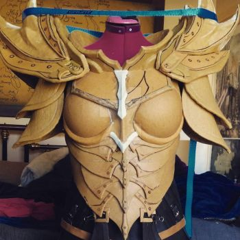 Daedric Armor WIP7 by TheAnti-Lily