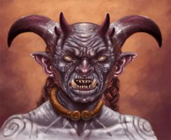demon by korintic